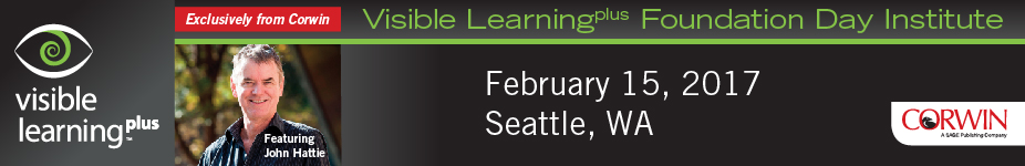 Seattle Visible Learning Institute