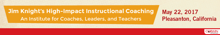 High Impact Instructional Coaching Institute