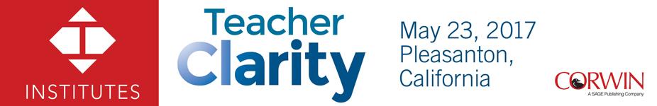 Teacher Clarity Institute