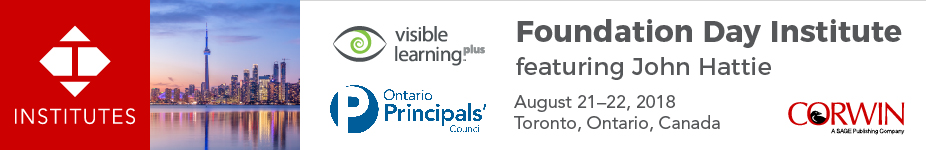 Toronto Visible Learning Institute