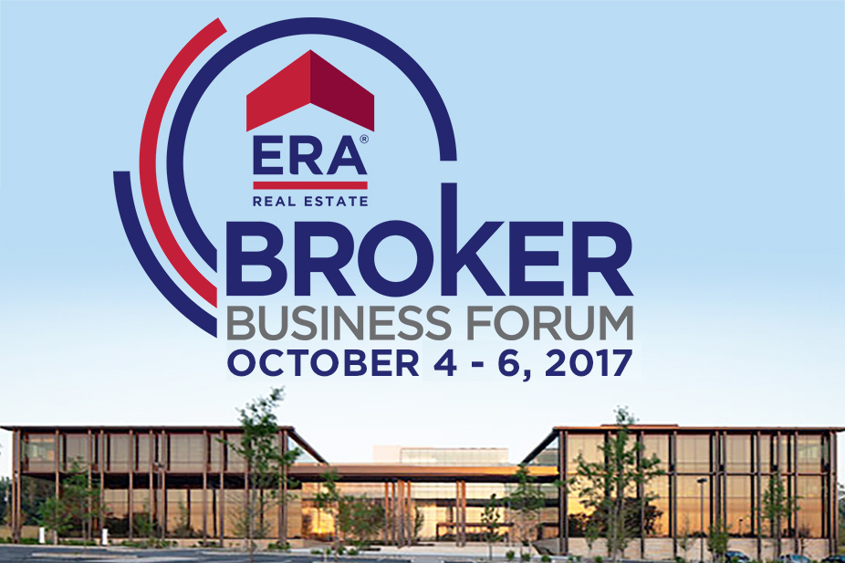 Sponsor Registration for 2017 ERA Broker Business Forum