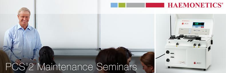 PCS2 Maintenance Seminars 2016