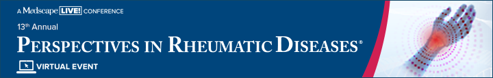 13th Annual Perspectives in Rheumatic Diseases