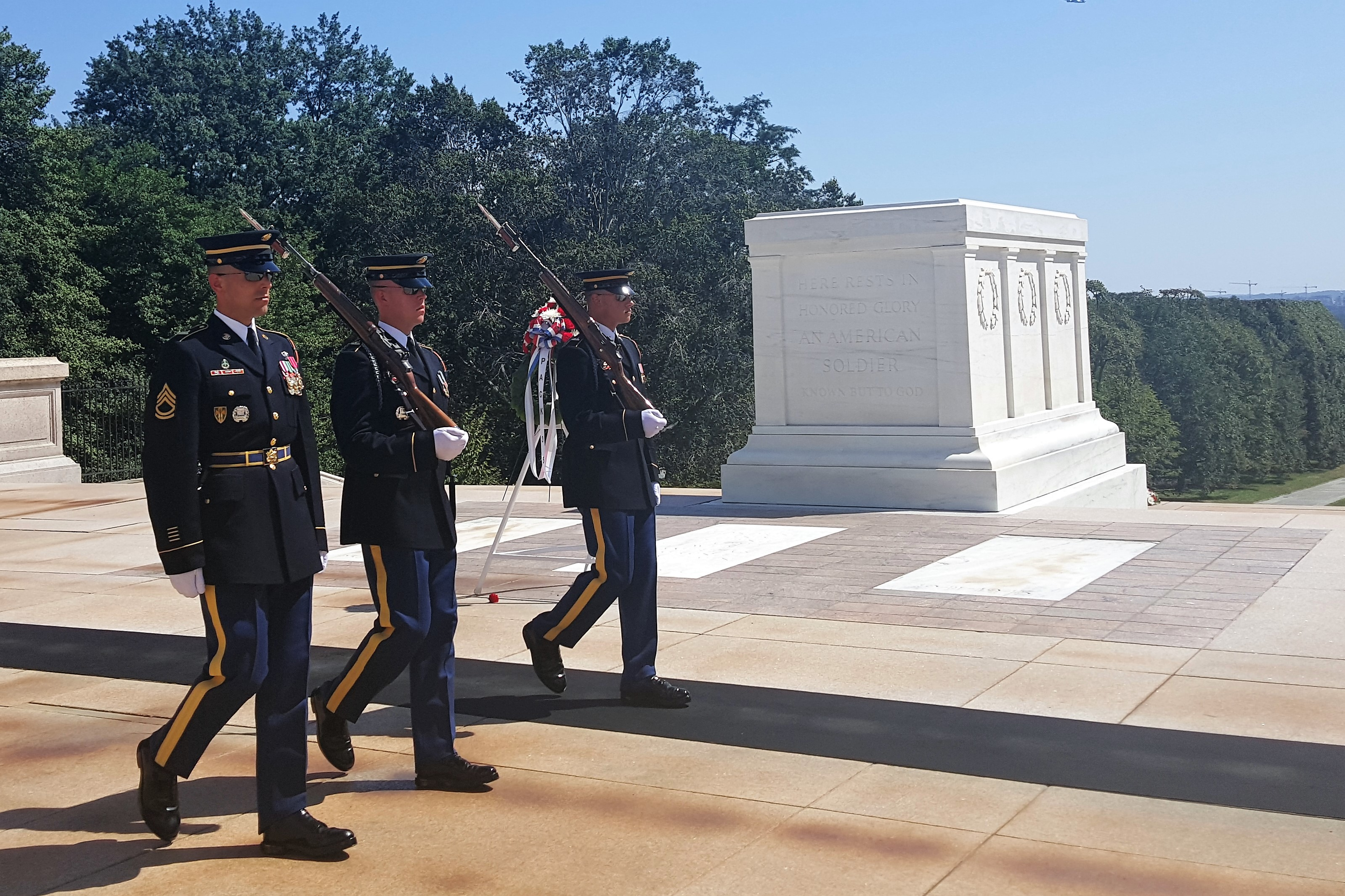 Arlington Changing of the Guard