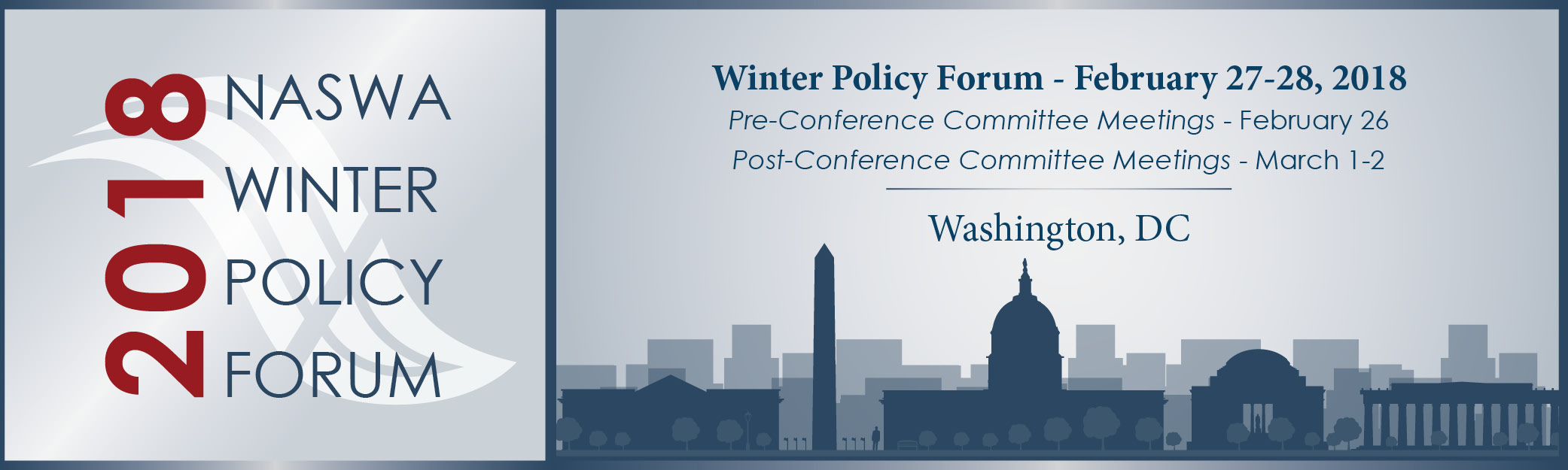 Winter Policy Forum 2018 Sponsorships