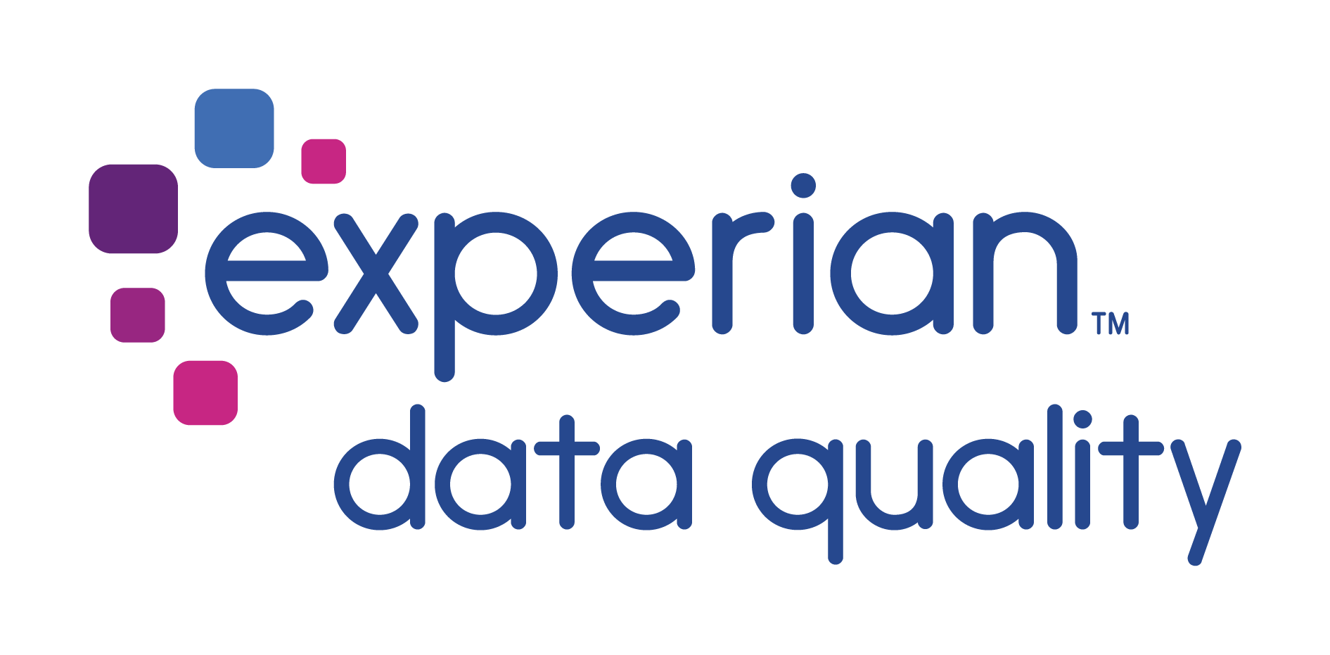Experian Data Quality Stacked CMYK
