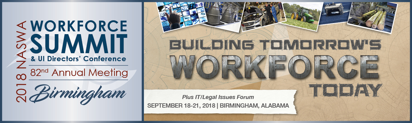Workforce Summit & UI Directors' Conference | 82nd Annual Meeting and Committee Sponsor Registration