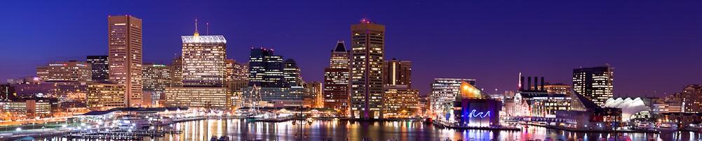 Baltimore-skyline-night - Copy