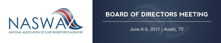 Board of Directors Meeting (Austin, TX)