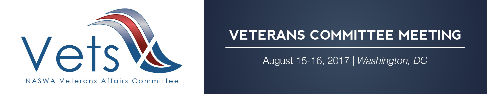 Veterans Affairs Committee Meeting (Aug 2017)