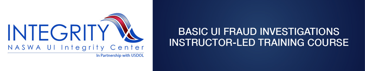Basic UI Fraud Investigations Instructor-Led Training (Baltimore, MD)