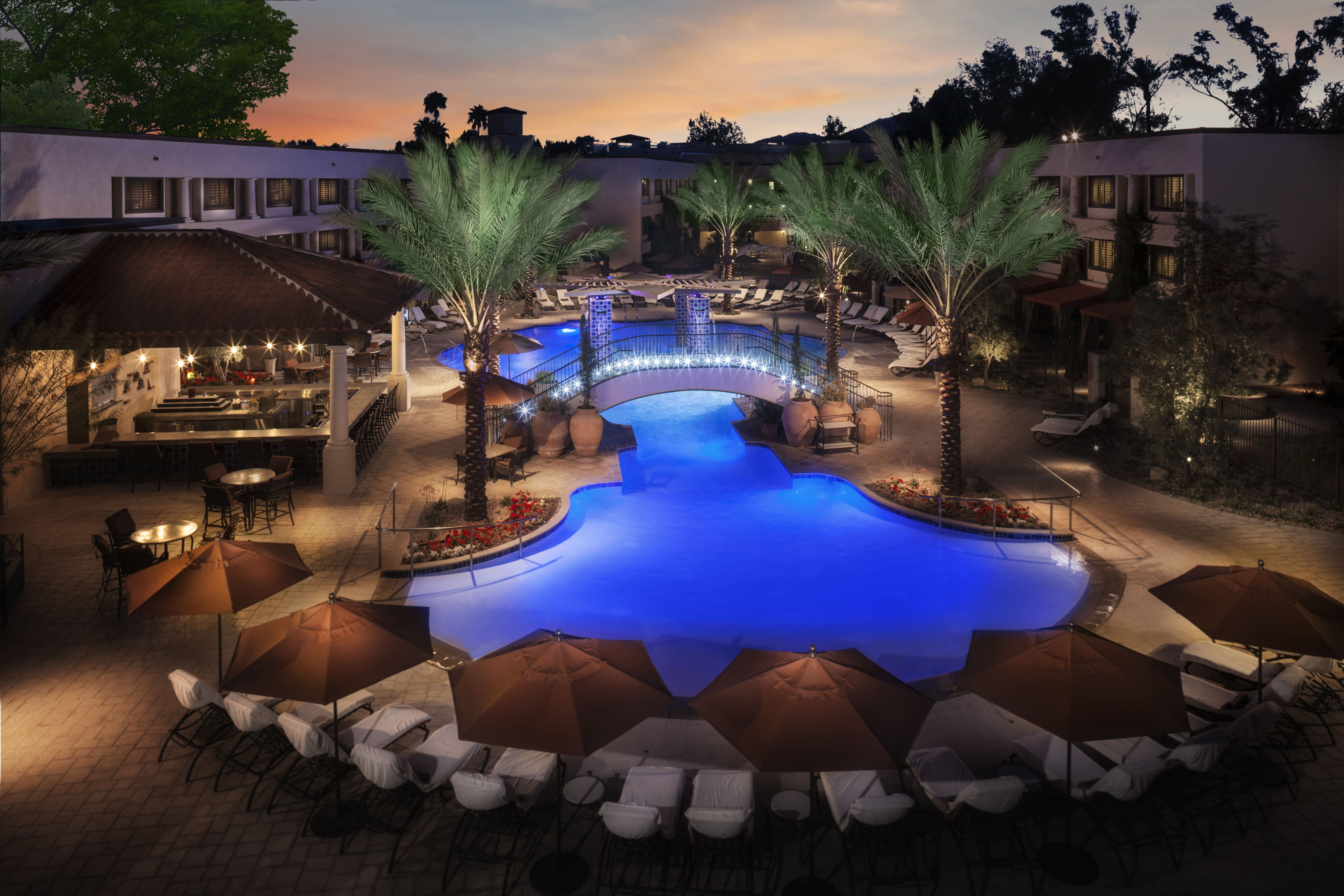 The Scottsdale Resort at McCormick Ranch Pool