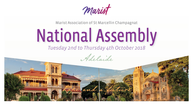 Marist Association National Assembly 2018