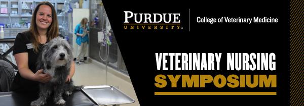 Purdue Veterinary Nursing Symposium