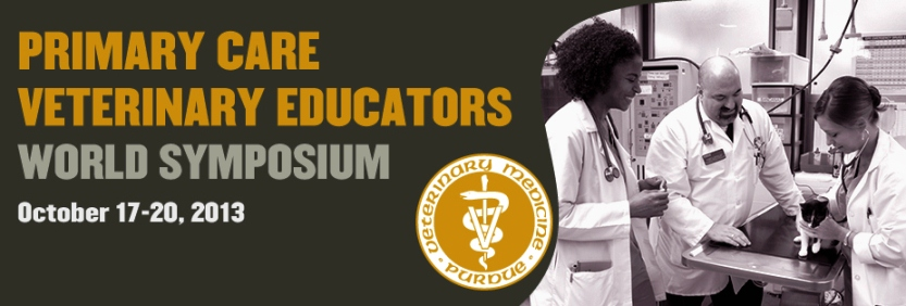 Primary Care Veterinary Educators World Symposium (PCVE)
