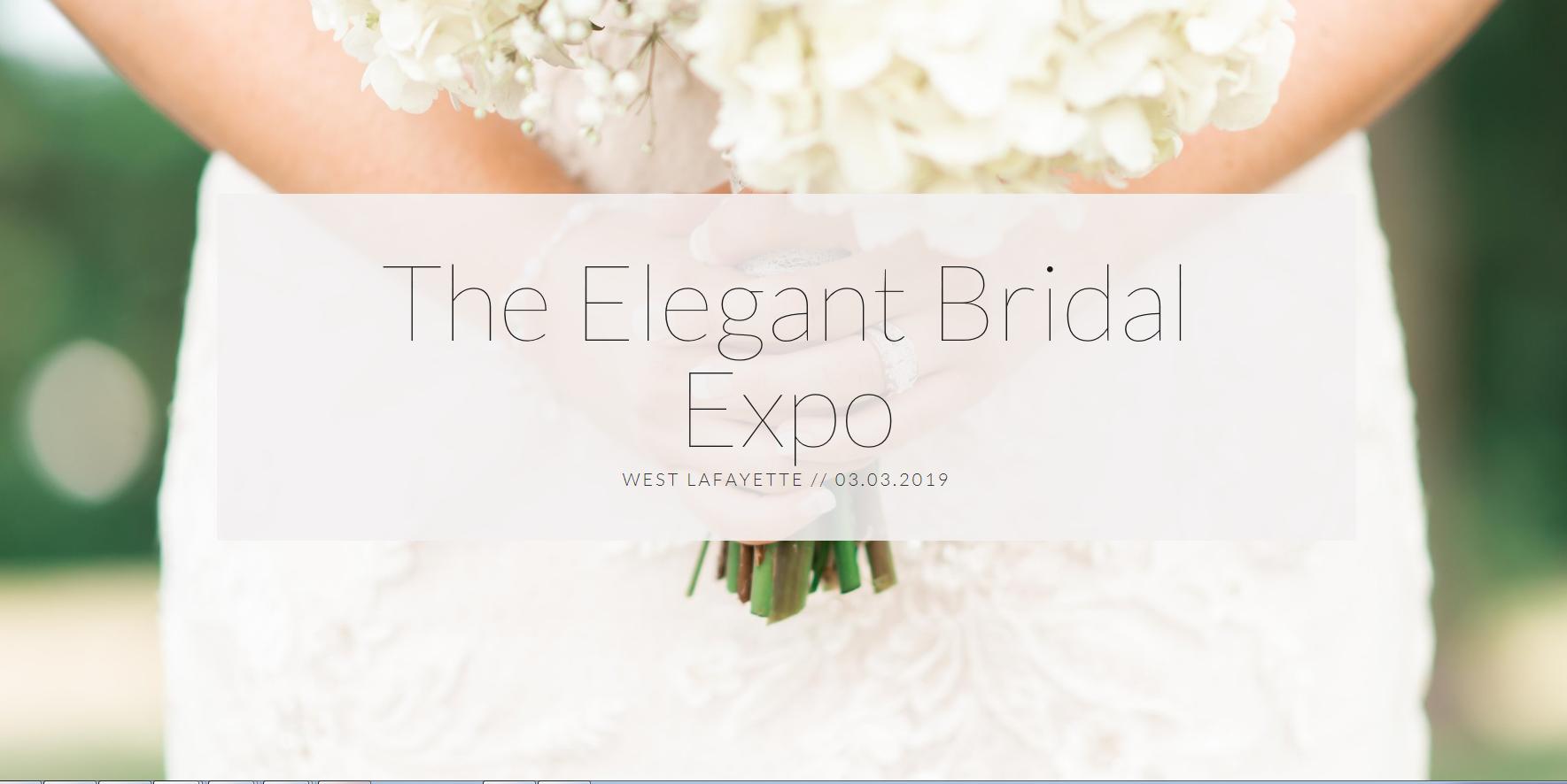 The Elegance Bridal Expo