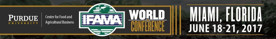 IFAMA World Conference 2017