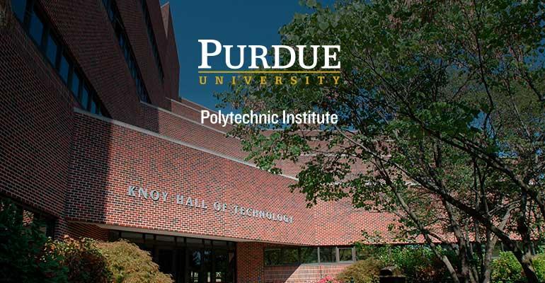 Purdue Polytechnic Institute's Undergraduate Learning Innovation Summit