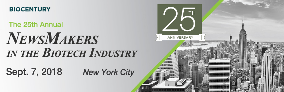NewsMakers in the Biotech Industry 2018