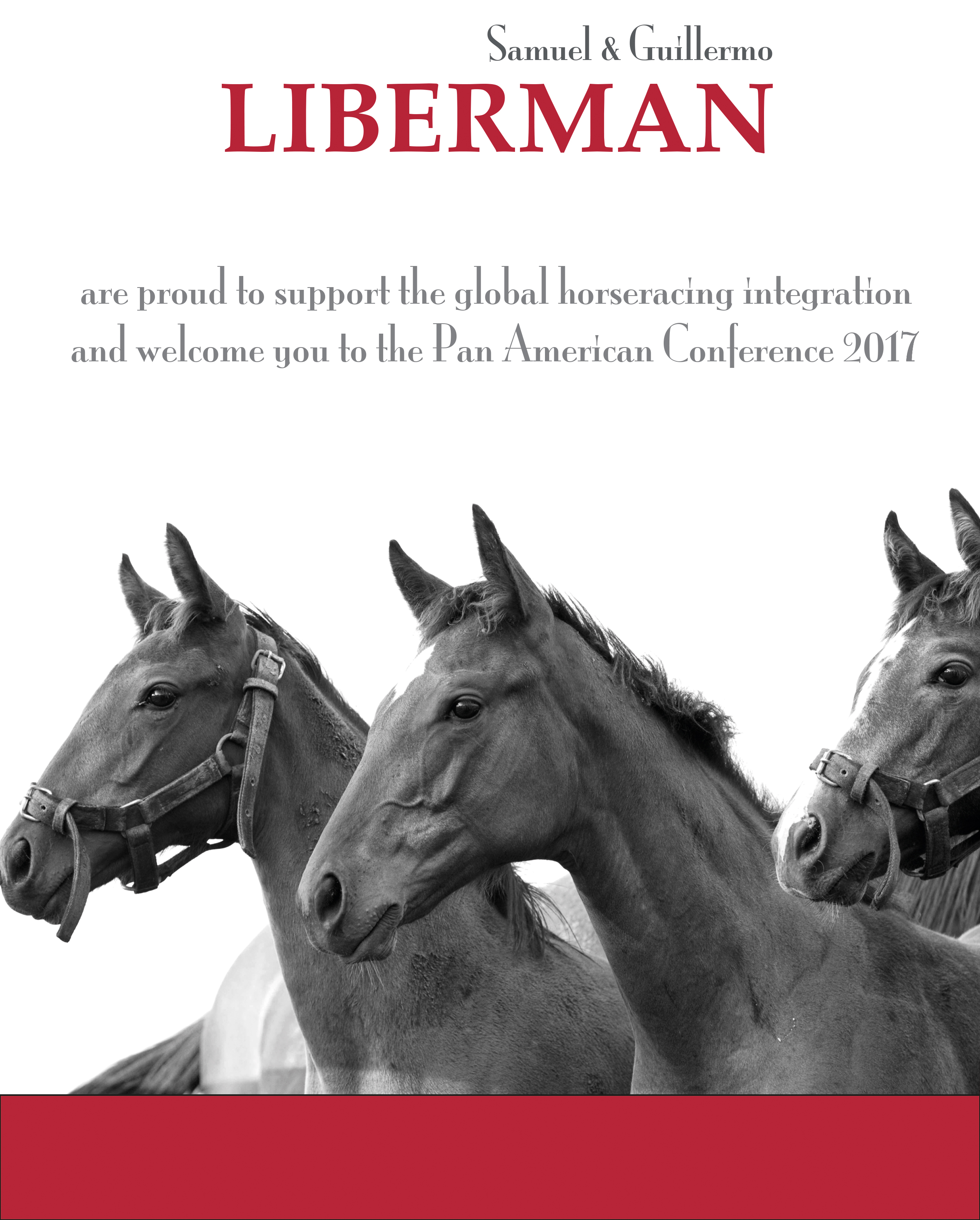 LIBERMAN WELCOME PAGE