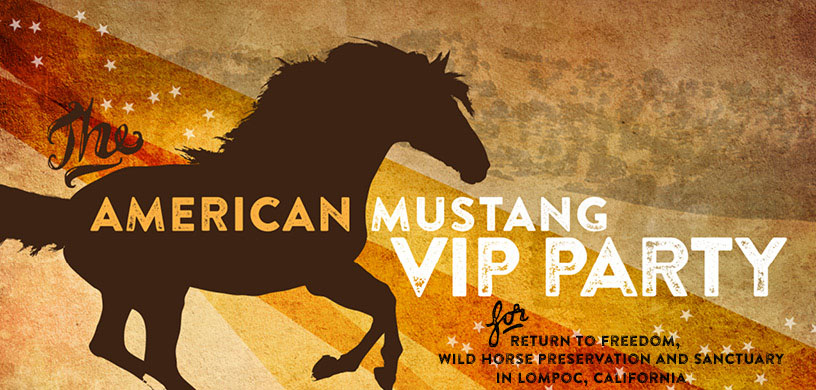 American Mustang VIP Party