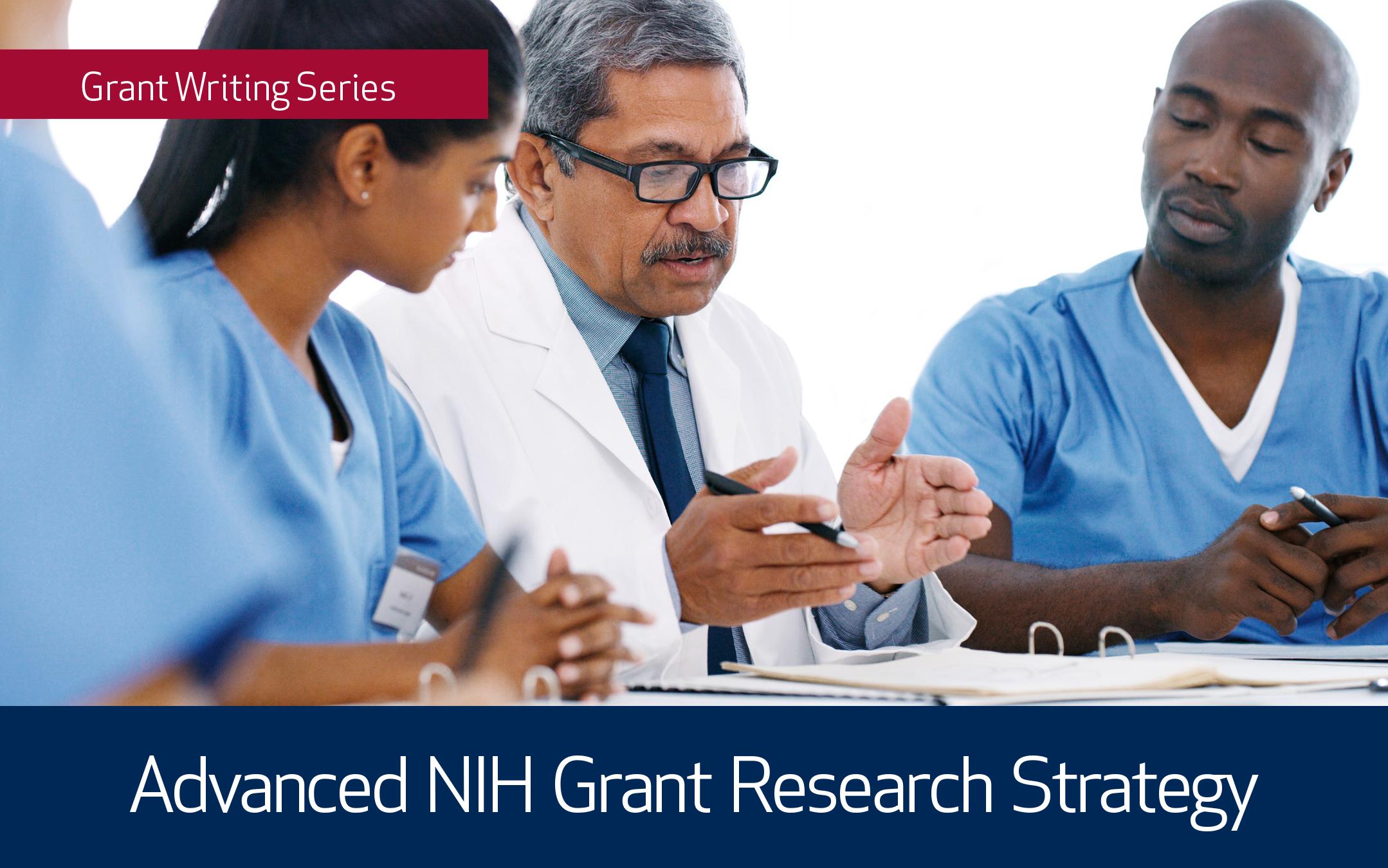 Advanced-NIH-Grant-Research-Strategy_Cvent_518x324