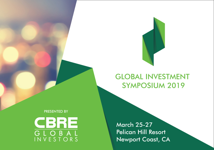 2019 Global Investment Symposium