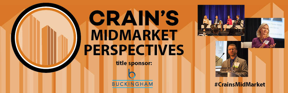 Crain's 2018 MidMarket Perspectives