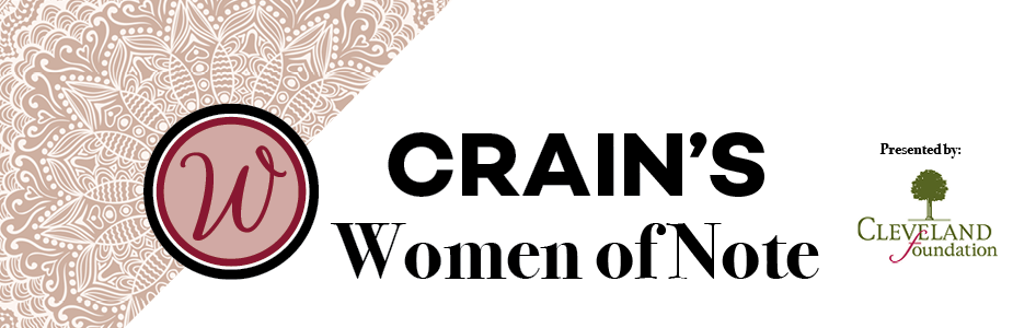 Crain's 2018 Women of Note Awards