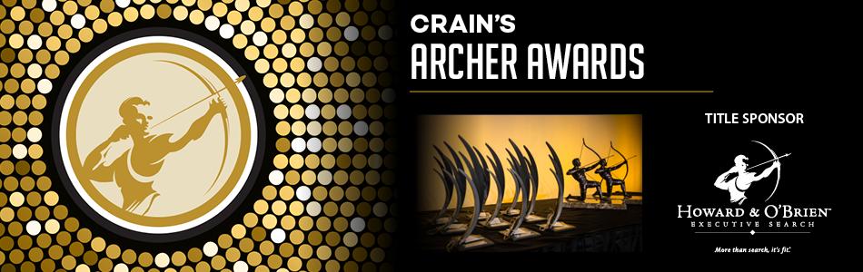 Crain's 2018  Archer Awards