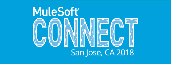 MuleSoft CONNECT 2018