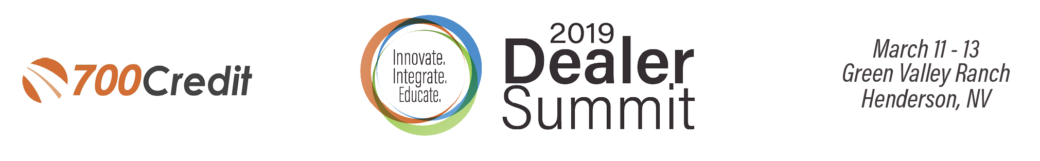 2019 Dealer Summit
