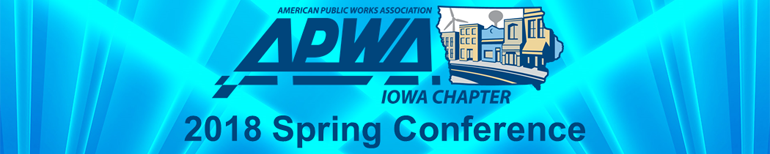 2018 APWA Spring Conference