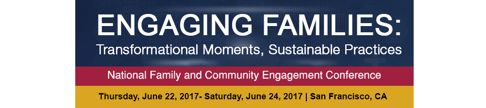 2019 National Family and Community Engagement Conference
