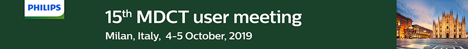 15th MDCT user meeting 2019