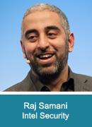 Raj Samani - scrolling
