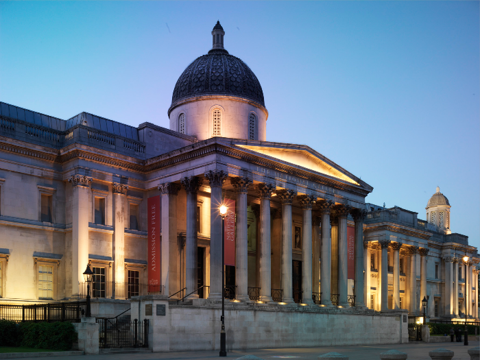 National gallery front