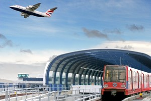 DLR LONDON CITY AIRPORT EXTENSION