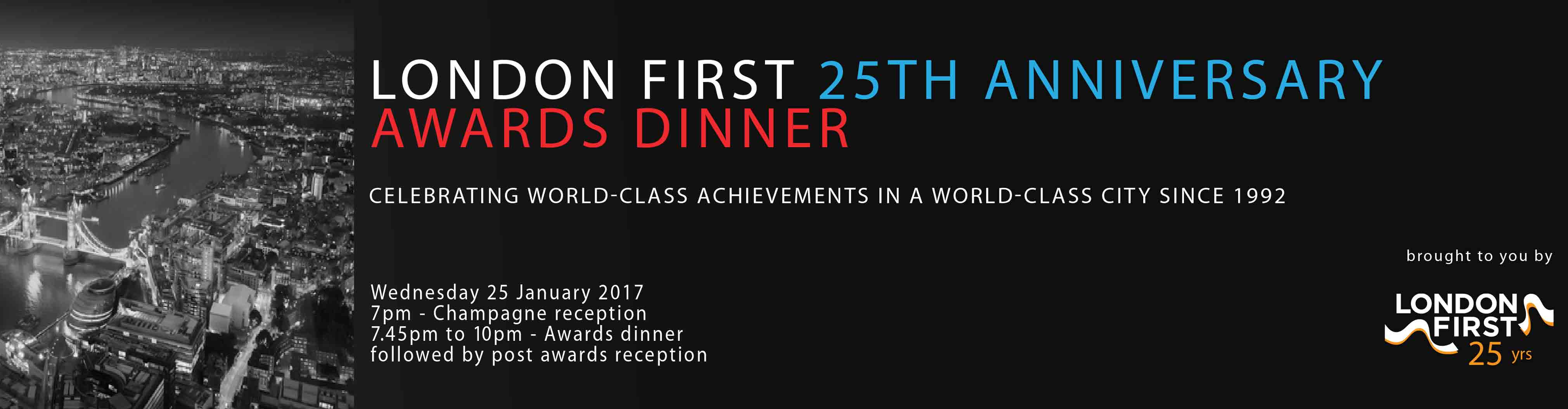 London First London Awards 2017