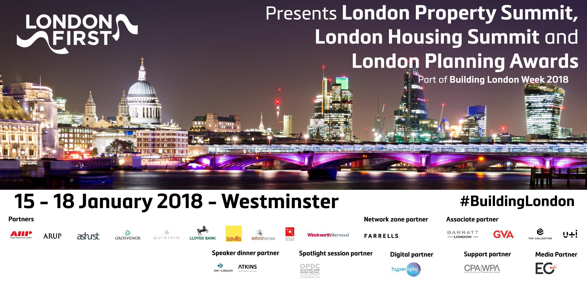Building London Week 2018
