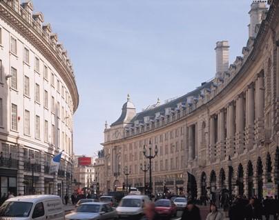 The Regent Street Vision