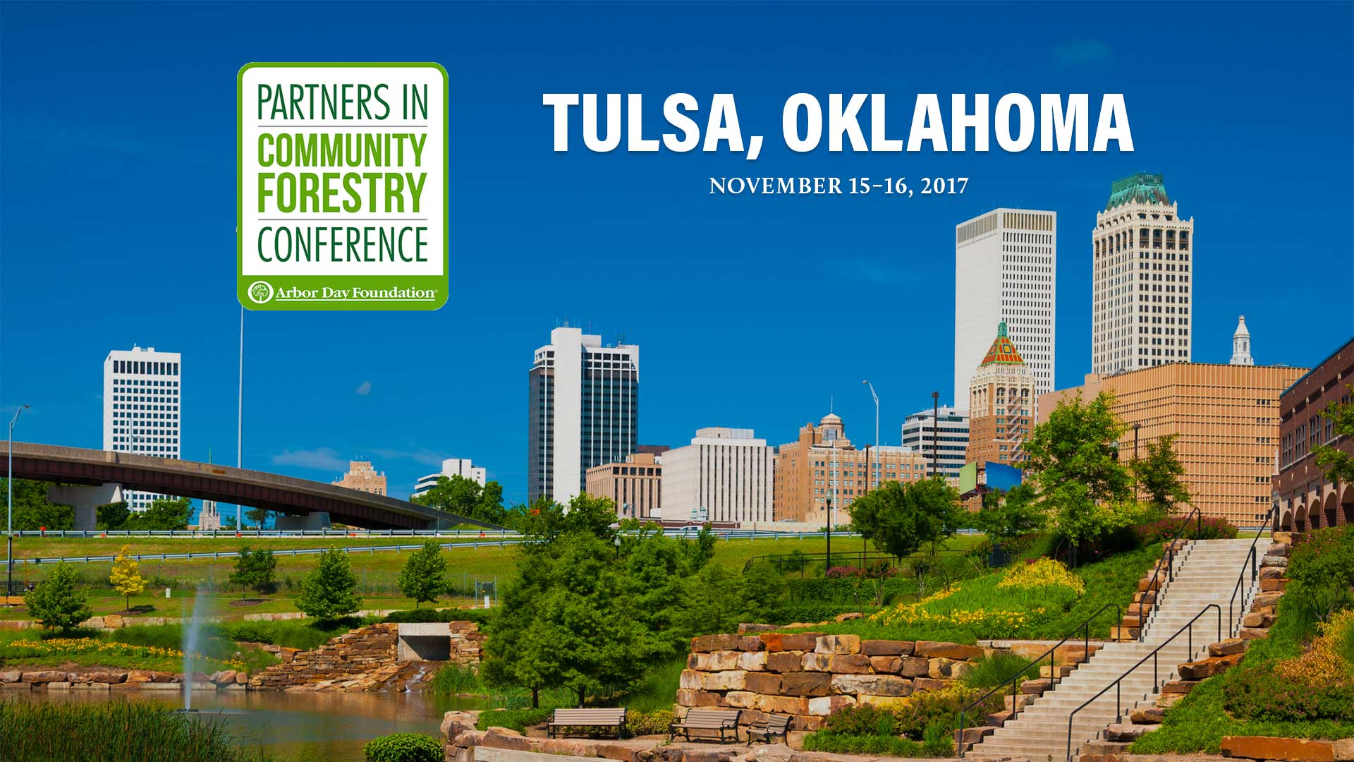 Welcome to Tulsa 2017!