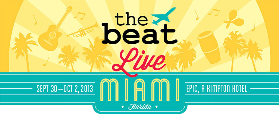 The Beat Live Banner #2