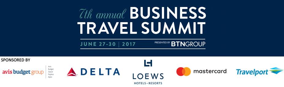 Business Travel Summit 2017