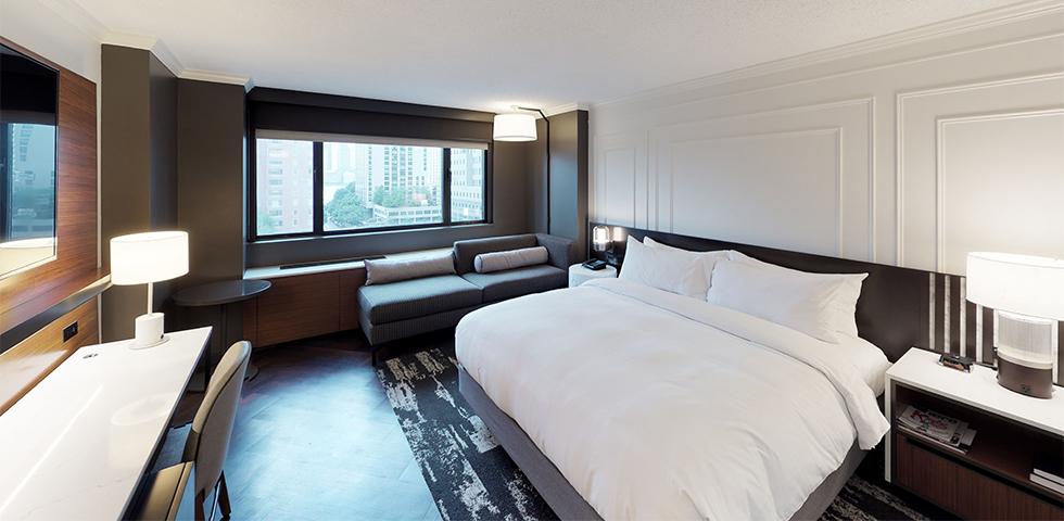 BTLS Marriott Room Photo