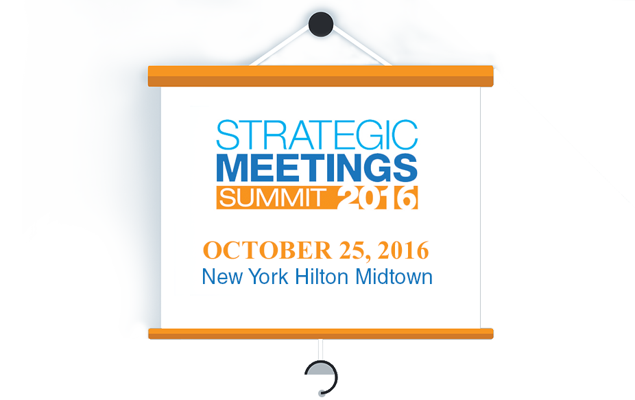 Strategic Meetings Summit 2016