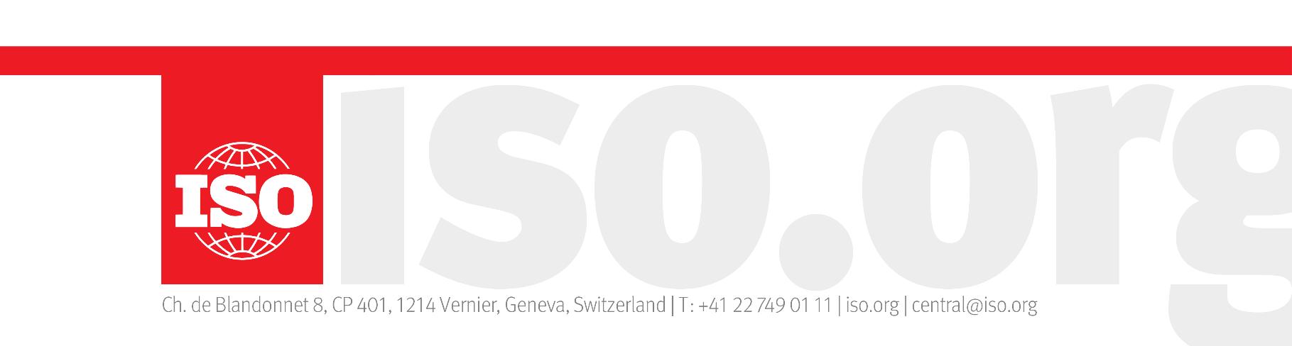 New ISO Logo - Blandonnet