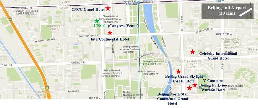 Hotel Map 65