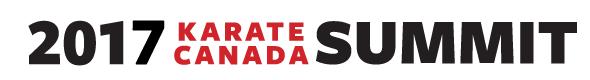 2017 Karate Canada Summit