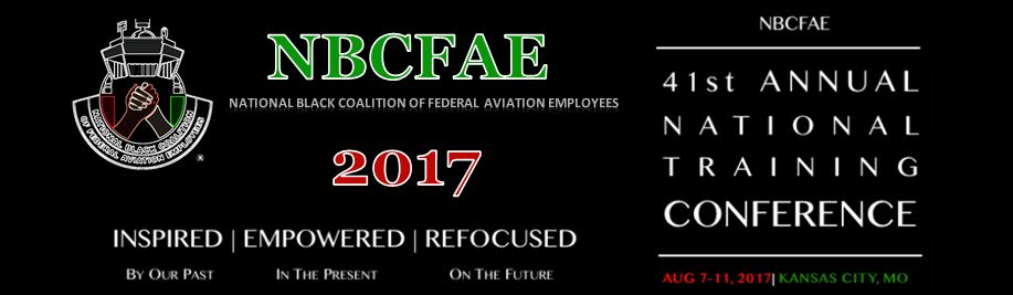 NBCFAE 41st ANNUAL NATIONAL TRAINING CONFERENCE